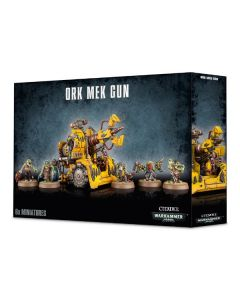 Warhammer 40k: Orks: Mek Gunz