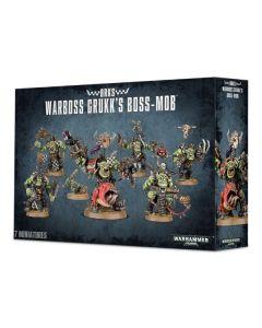 Warhammer 40k: Orks: Warboss Grukk's Boss Mob
