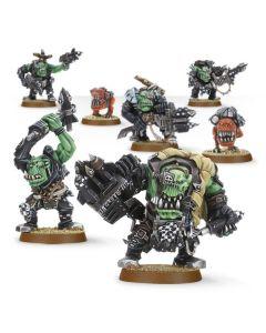 Warhammer 40k: Orks: Tankbustas