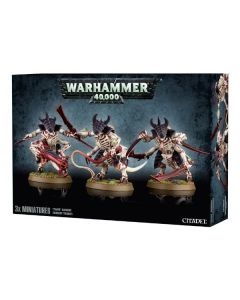 Warhammer 40k: Tyranids: Warriors