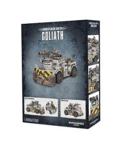 Warhammer 40k: Genestealer Cults: Goliath