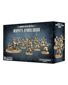 Warhammer 40k: Genestealer Cults: Neophyte Hybrid Squad