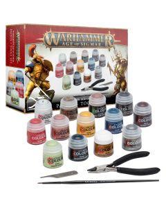 Warhammer AoS: Paints & Tools Set (2021)