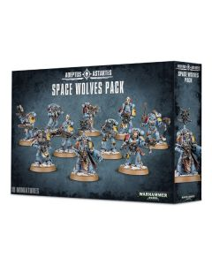 Warhammer 40k: Space Wolves Pack
