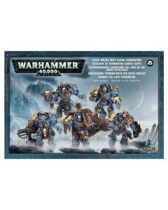 Warhammer 40k: Space Wolves Wolf Guard Terminators
