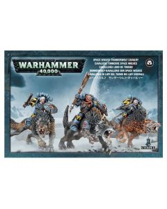 Warhammer 40k: Space Wolves Thunderwolf Cavalry