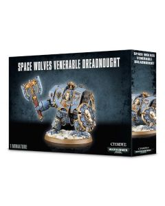 Warhammer 40k: Space Wolves: Venerable Dreadnought