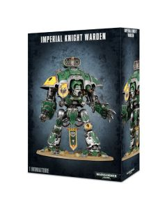 Warhammer 40k: Imperial Knight Warden