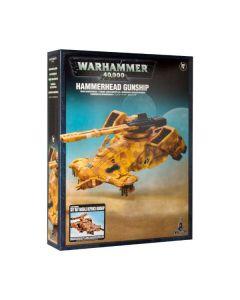 Warhammer 40k: Tau Empire: Hammerhead Gunship