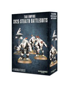 Warhammer 40k: Tau Empire: XV25 Stealth Battlesuits