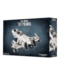 Warhammer 40k: Tau Empire: TX4 Piranha