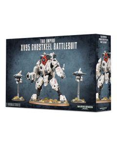 Warhammer 40k: Tau Empire: XV95 Ghostkeel Battlesuit
