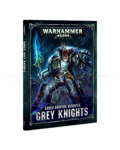 Warhammer 40k: Codex: Grey Knights (8th Edition)