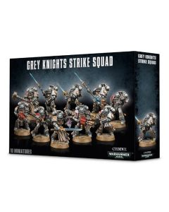 Warhammer 40k: Grey Knights: Strike Squad