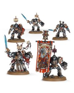 Warhammer 40k: Grey Knights: Paladin/Terminator