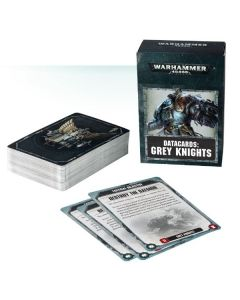 Warhammer 40k: Datacards: Grey Knights