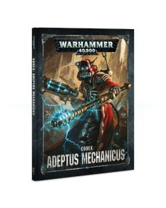 Warhammer 40k: Codex: Adeptus Mechanicus (8th Edition)