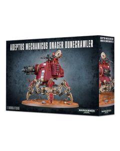 Warhammer 40k: Adeptus Mechanicus Onager Dunecrawler