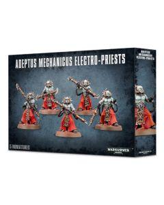 Warhammer 40k: Adeptus Mechanicus Electro-Priests