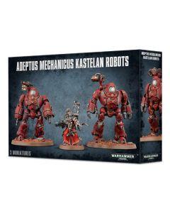 Warhammer 40k: Adeptus Mechanicus Kastelan Robots