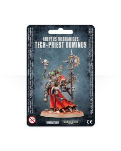 Warhammer 40k: Adeptus Mechanicus Tech-Priest Dominus
