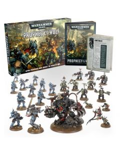 Warhammer 40k: Prophecy of the Wolf