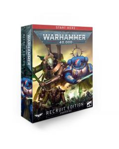 Warhammer 40k: Recruit Edition Starter Set