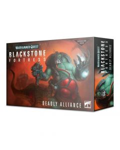 Warhammer Quest: Blackstone Fortress: Deadly Alliance