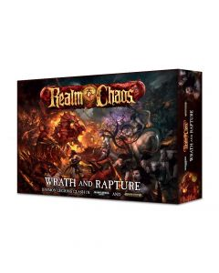Warhammer: Realm of Chaos: Wrath and Rapture