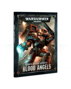 Warhammer 40k: Codex: Blood Angels (8th Edition)