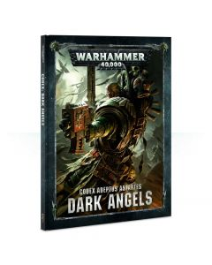 Warhammer 40k: Codex: Dark Angels (8th Edition)
