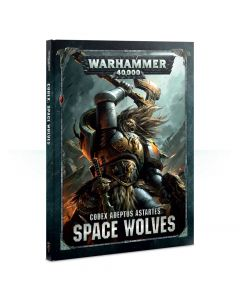 Warhammer 40k: Codex: Space Wolves (8th Edition)