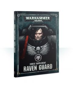 Warhammer 40k: Codex Supplement: Raven Guard