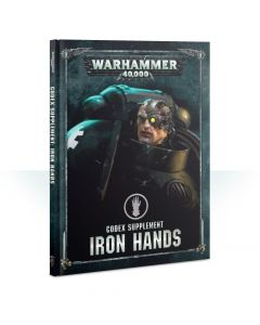 Warhammer 40k: Codex Supplement: Iron Hands