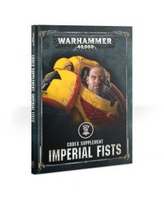Warhammer 40k: Codex Supplement: Imperial Fists