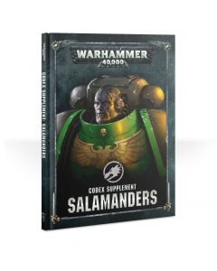 Warhammer 40k: Codex Supplement: Salamanders