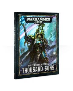 Warhammer 40k: Codex: Thousand Sons (8th Edition)