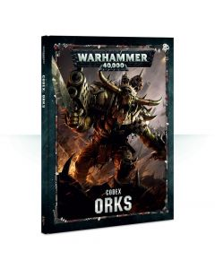 Warhammer 40k: Codex: Orks (8th Edition)