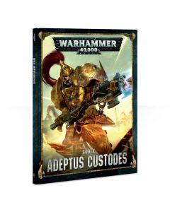 Warhammer 40k: Codex: Adeptus Custodes (8th Edition)