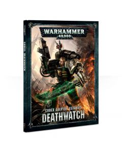 Warhammer 40k: Codex: Deathwatch (8th Edition)