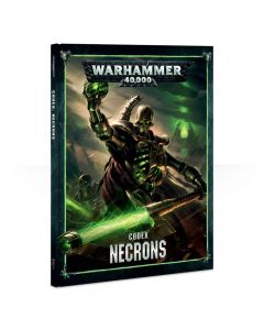 Warhammer 40k: Codex: Necrons (8th Edition)