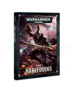 Warhammer 40k: Codex: Harlequins (8th Edition)