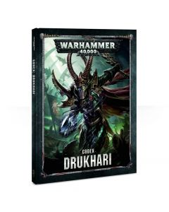 Warhammer 40k: Codex: Drukhari (8th Edition)