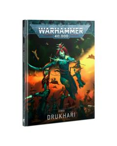 Warhammer 40k: Codex: Drukhari (2021)