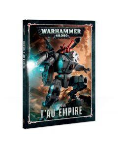 Warhammer 40k: Codex: Tau Empire (8th Edition)