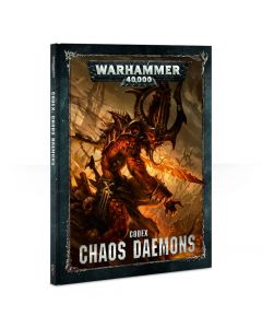 Warhammer 40k: Codex: Chaos Daemons (8th Edition)