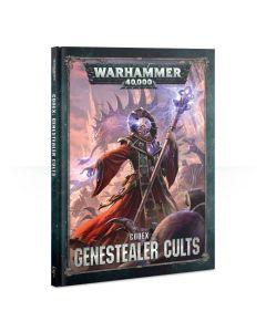 Warhammer 40k: Codex: Genestealer Cults (8th Edition)