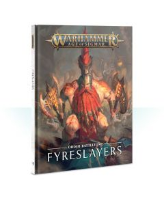 Warhammer AoS: Battletome: Fyreslayers (2019)