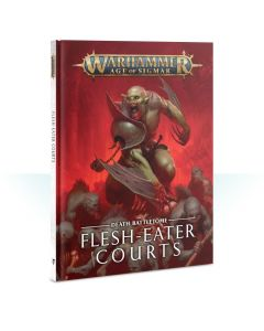 Warhammer AoS: Battletome: Flesh-eater Courts (2019)