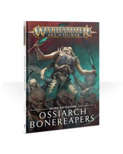 Warhammer AoS: Battletome: Ossiarch Bonereapers